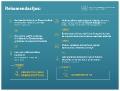 Rekomendacijos dėl koronaviruso (COVID-19)